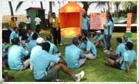 Satyakam - Team Building in Goa